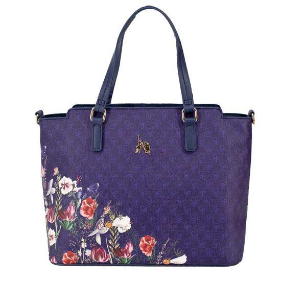 Immagine di CORTINA POLO STYLE- Shopping con disegni floreali