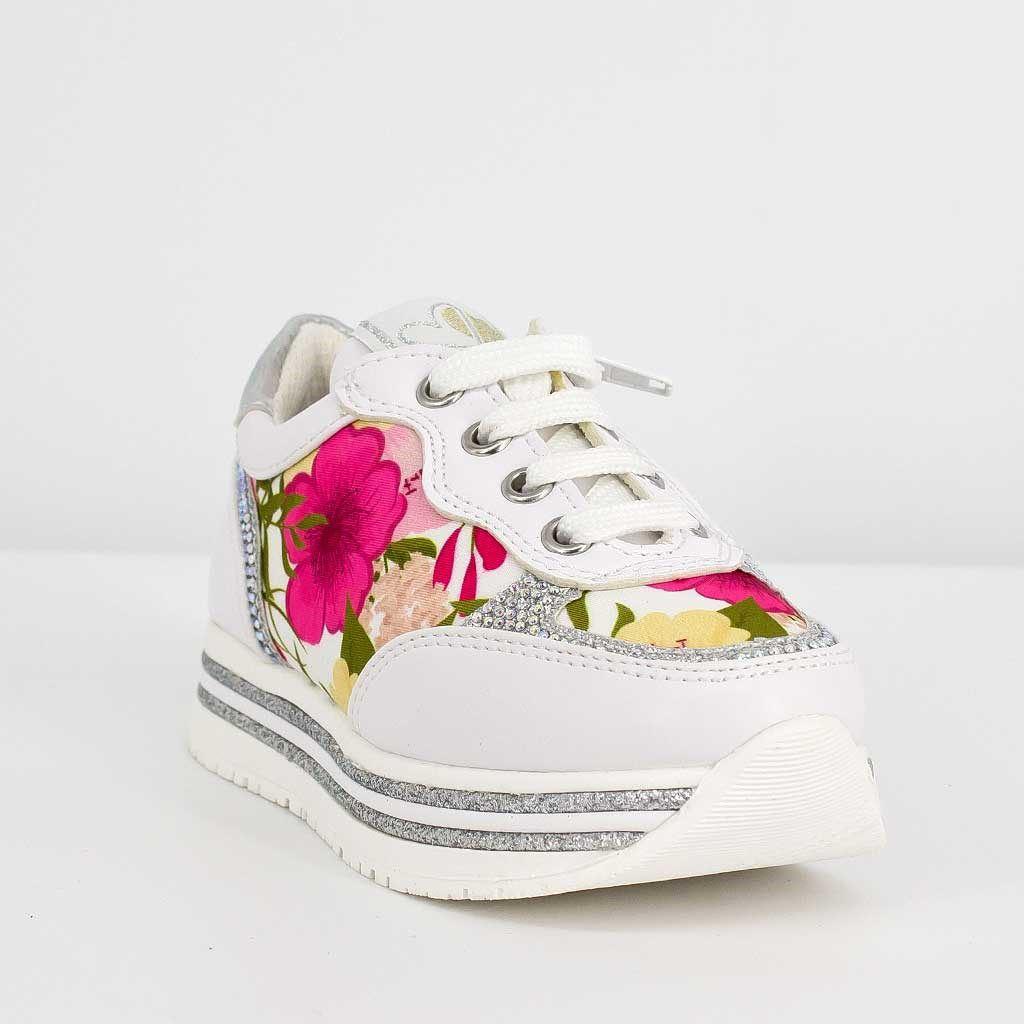 Immagine di MARJROSE - Sneakers platform fantasia fiori