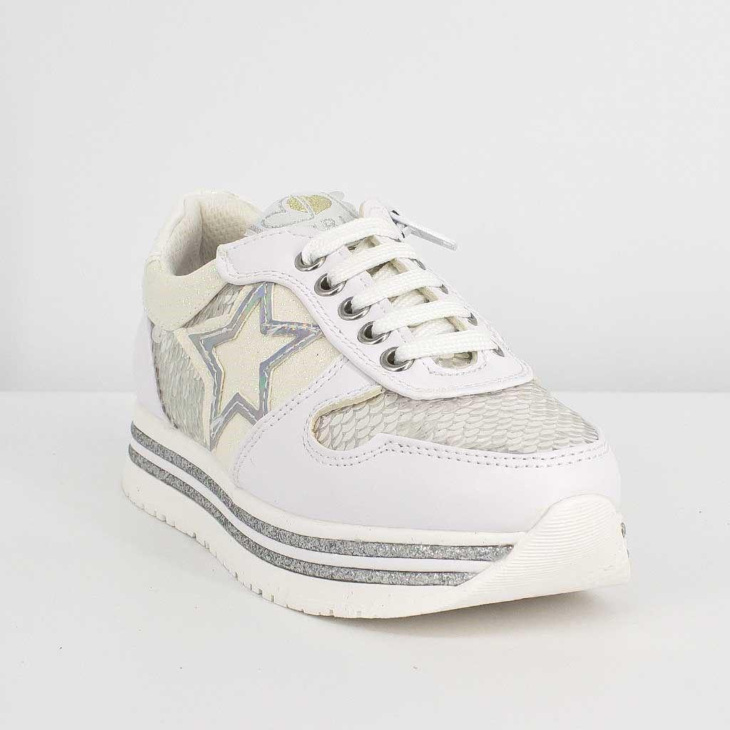 Immagine di MARJROSE - Sneakers platform con paillets