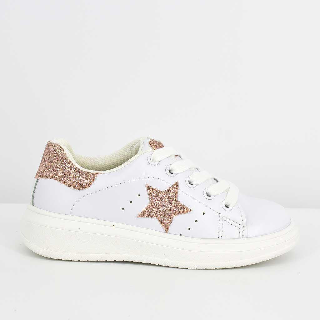 Immagine di LE DIVINE - Sneakers bassa con stella