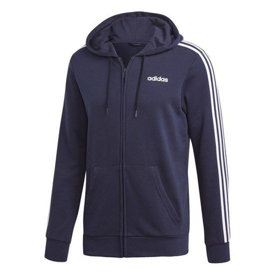 Immagine di ADIDAS - JACKET 3S FZ FT NAVY-WHITE