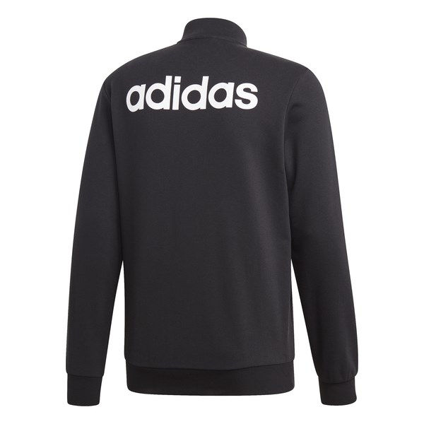 Immagine di ADIDAS - JACKET LIN TT FT BLACK-WHITE