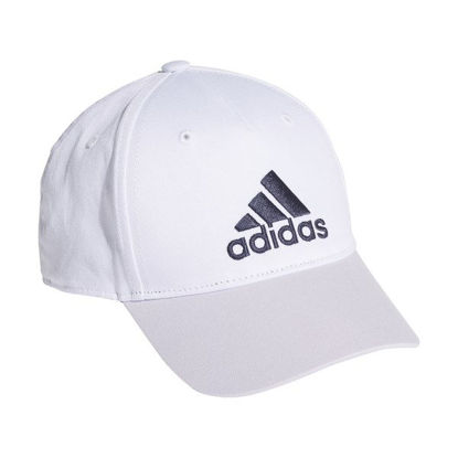 Immagine di ADIDAS - CAPPELLO LK GRAPHIC CAP WHITE-NAVY