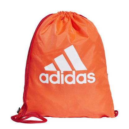 Immagine di ADIDAS - GYMSACK SP RED-WHITE
