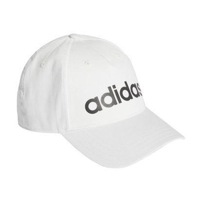 Immagine di ADIDAS - CAPPELLO DAILY CAP WHITE-BLACK