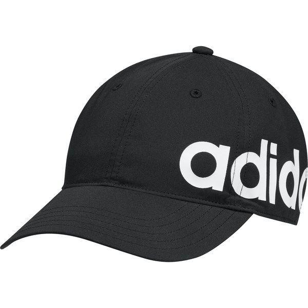 Immagine di ADIDAS - CAPPELLO BASEBALL BOLD BLACK-WHITE