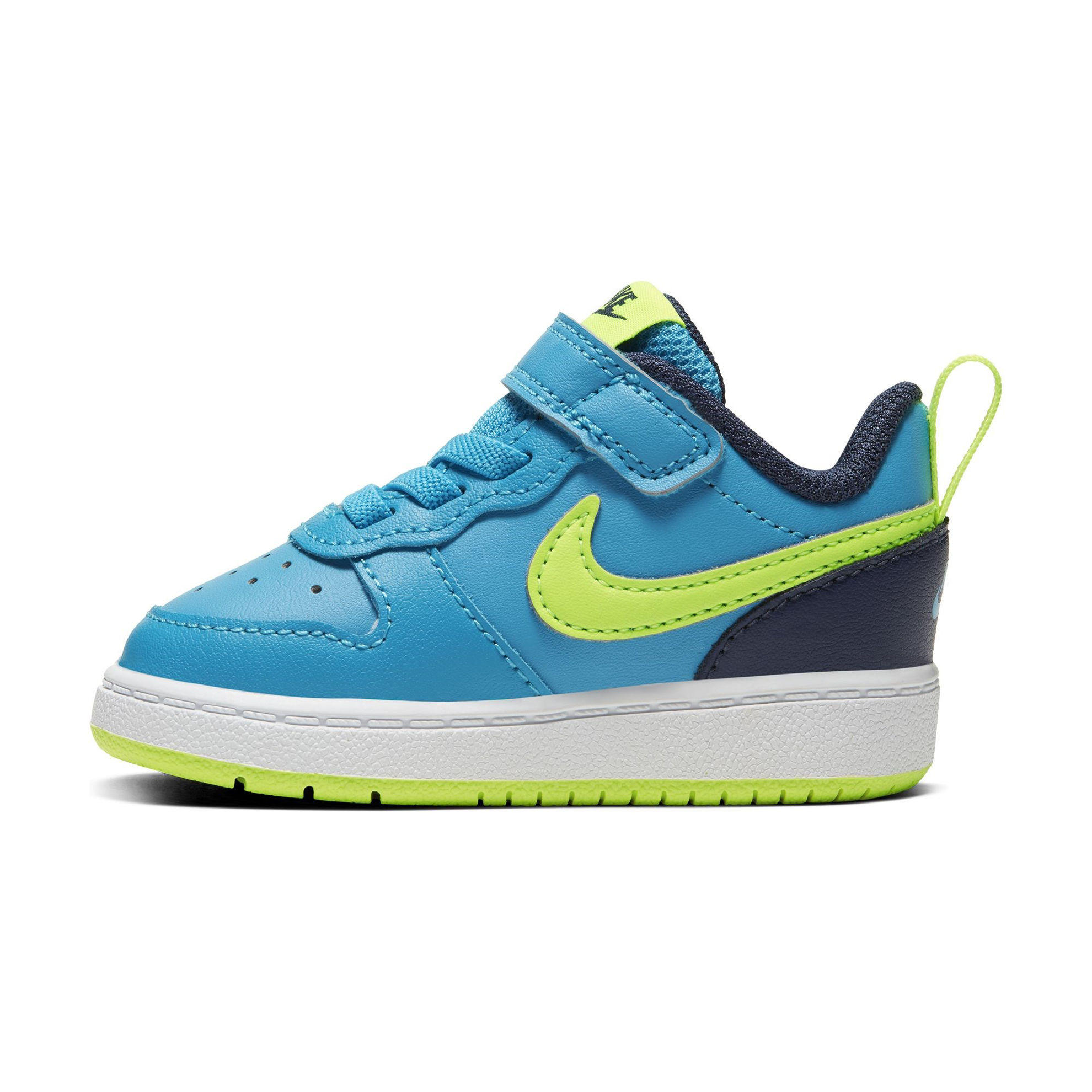 Immagine di NIKE - SCARPA COURT BOROUGH LOW 2 TD 4-10 BL-LE