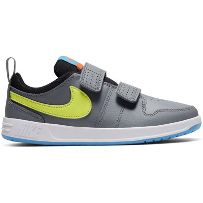 Immagine di NIKE - SCARPA PICO 5 PS 11-3 GREY-LEMON-BLUE