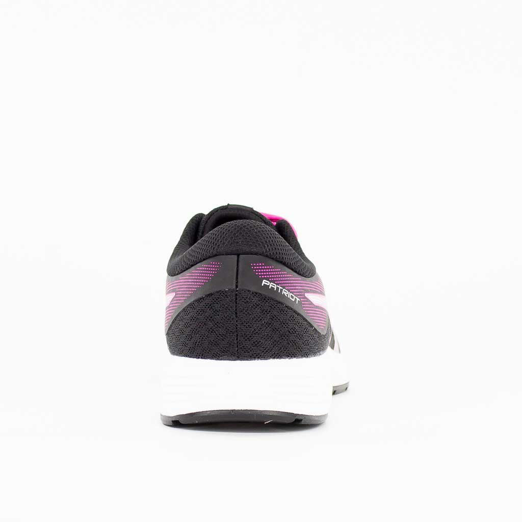 Immagine di ASICS - SCARPA PATRIOT 11 BLACK-PINK