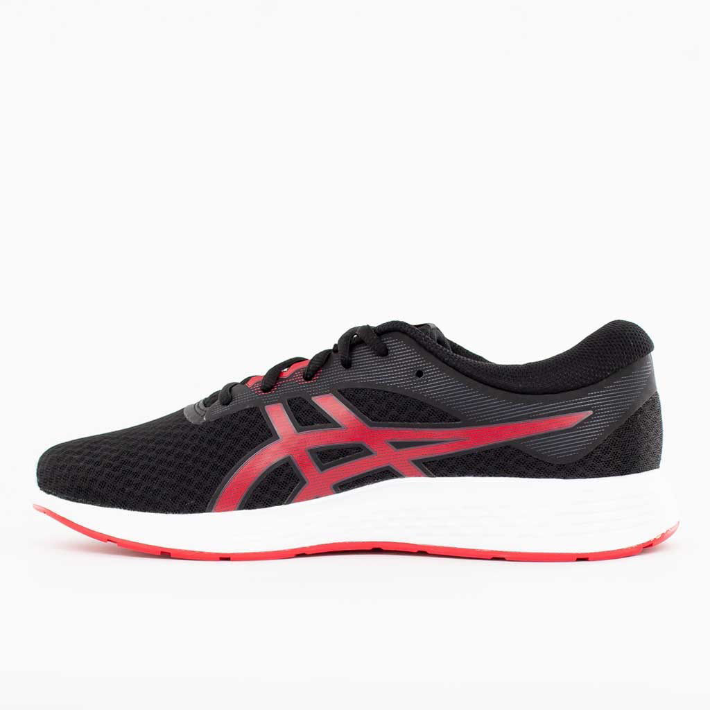 Immagine di ASICS - SCARPA PATRIOT 11 BLACK-SPEED RED