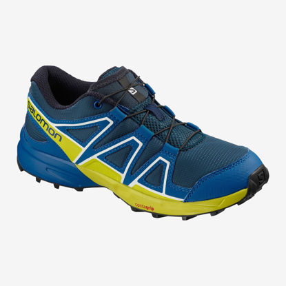 Immagine di SALOMON - SCARPA SPEEDCROSS GS 31-38 POSEIDON/SKY