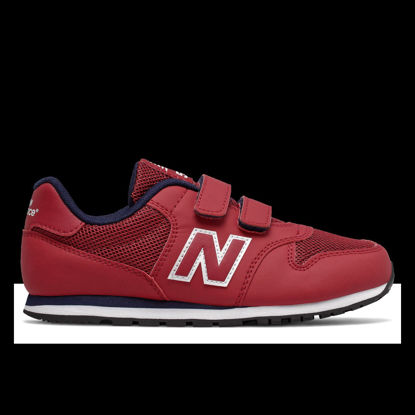 Immagine di NEW BALANCE - SCARPA LIFESTYLE SYN/TEX PS/GS 10%-7 RED
