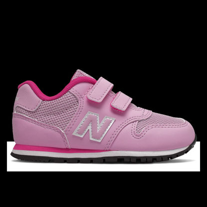 Immagine di NEW BALANCE - SCARPA LIFESTYLE SYN/TEX TD 4-10 PINK