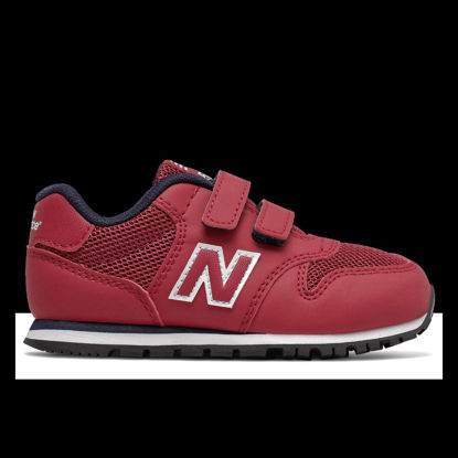 Immagine di NEW BALANCE - SCARPA LIFESTYLE SYN/TEX TD 4-10 NAV-RED