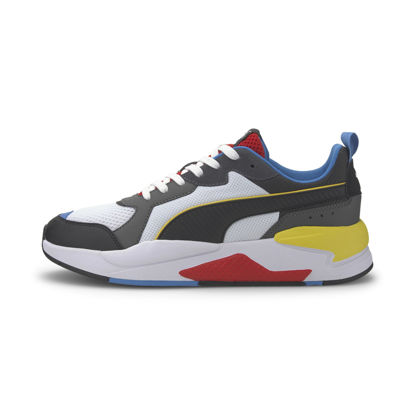 Immagine di PUMA - SCARPA X-RAY WHITE-BLACK-SHADOW-RED