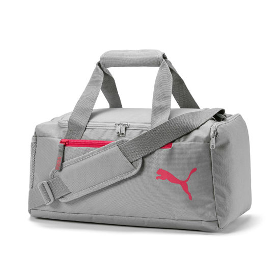 Immagine di PUMA - BORSONE FUNDAMENTALS SPORTS BAG XS LIMES