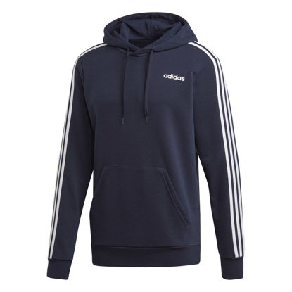 Immagine di ADIDAS - JACKET 3S PO FT NAVY-WHITE