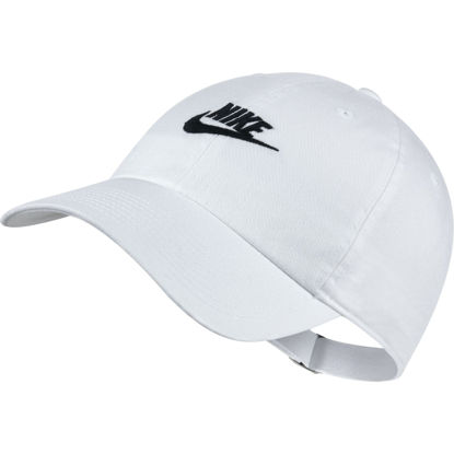 Immagine di NIKE - CAPPELLO H86 CAP FUTURA WASHED WHITE