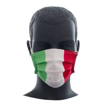 Immagine di MASCHERINA FACCIALE TESSUTO - Mascherina facciale tessuto antigoccia