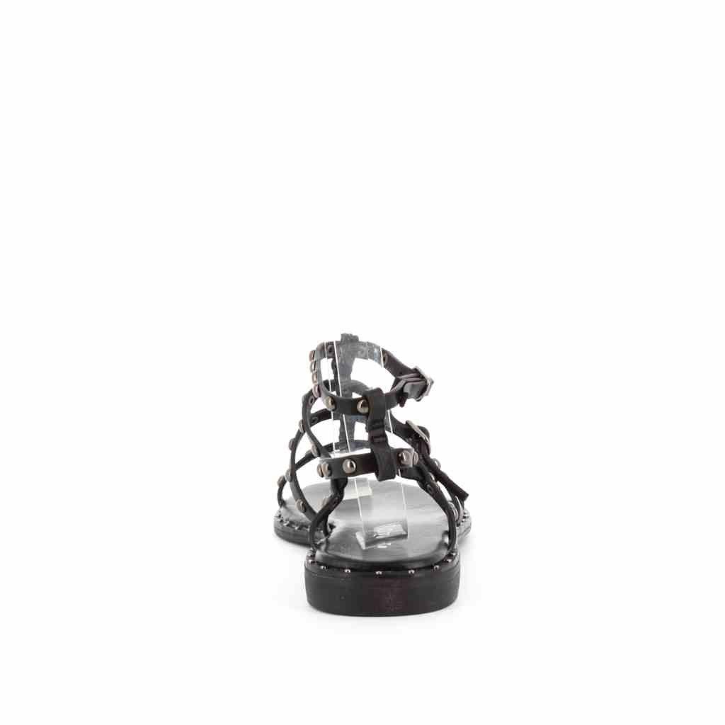 Immagine di ZOE- Sandalo con borchie con doppia fibbia