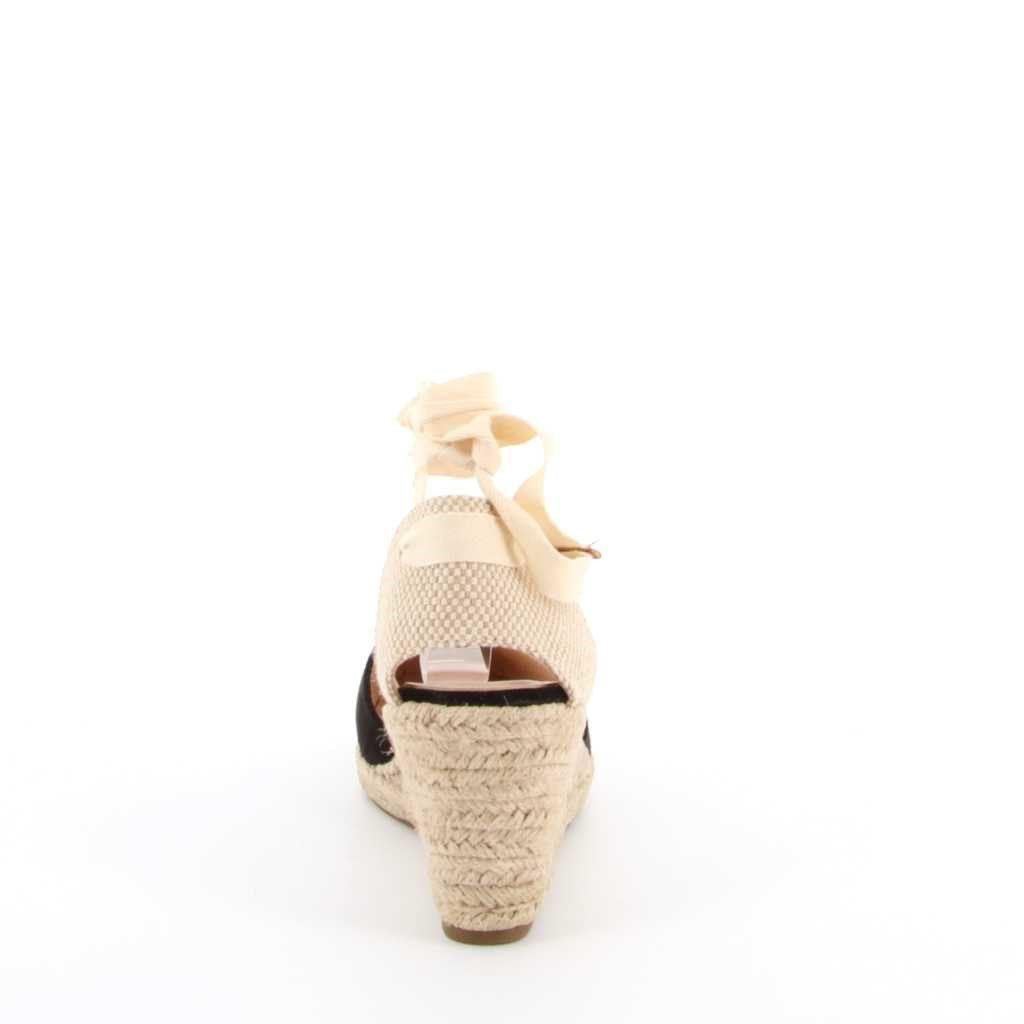 Immagine di VANILLA PUNK- Espadrillas lace up, zeppa 8,5cm