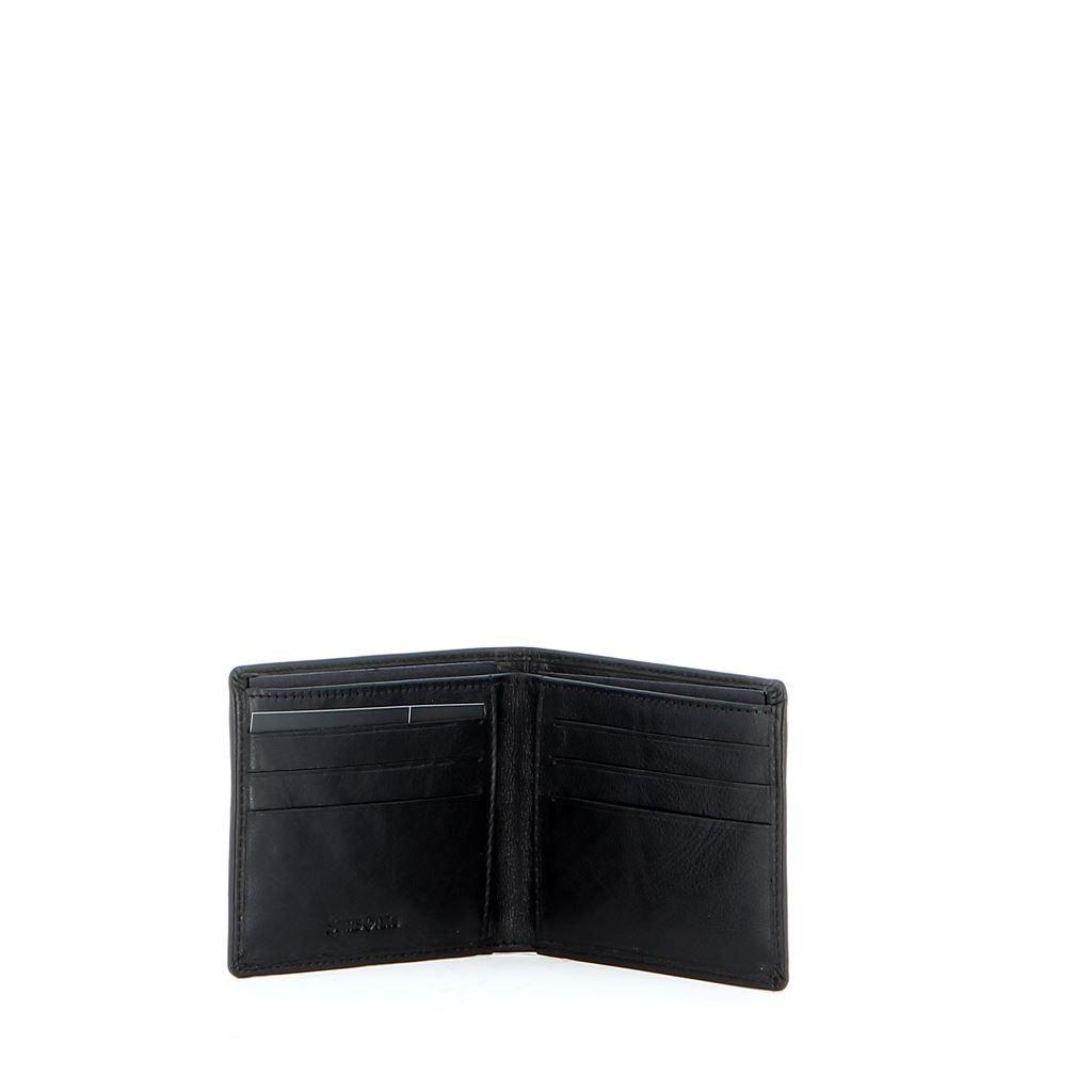 Immagine di SAMSONITE- Portafoglio uomo in VERA PELLE con doppio scomparto banconote