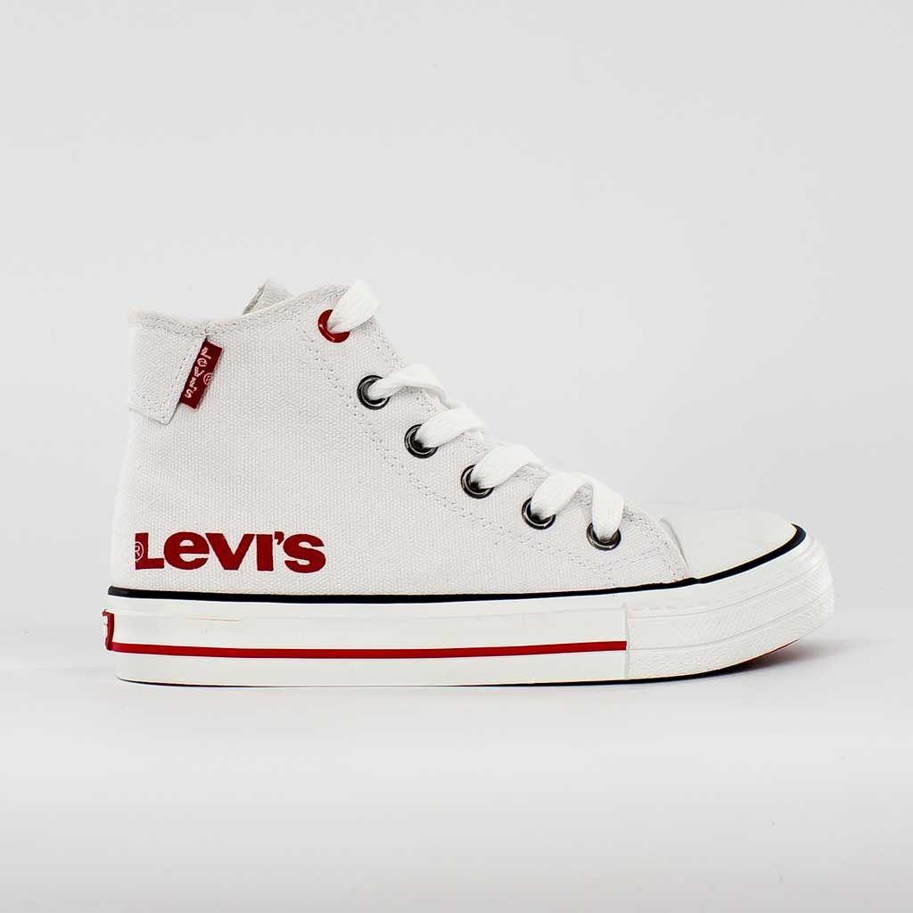 Immagine di LEVI'S-Sneakers alta in tessuto