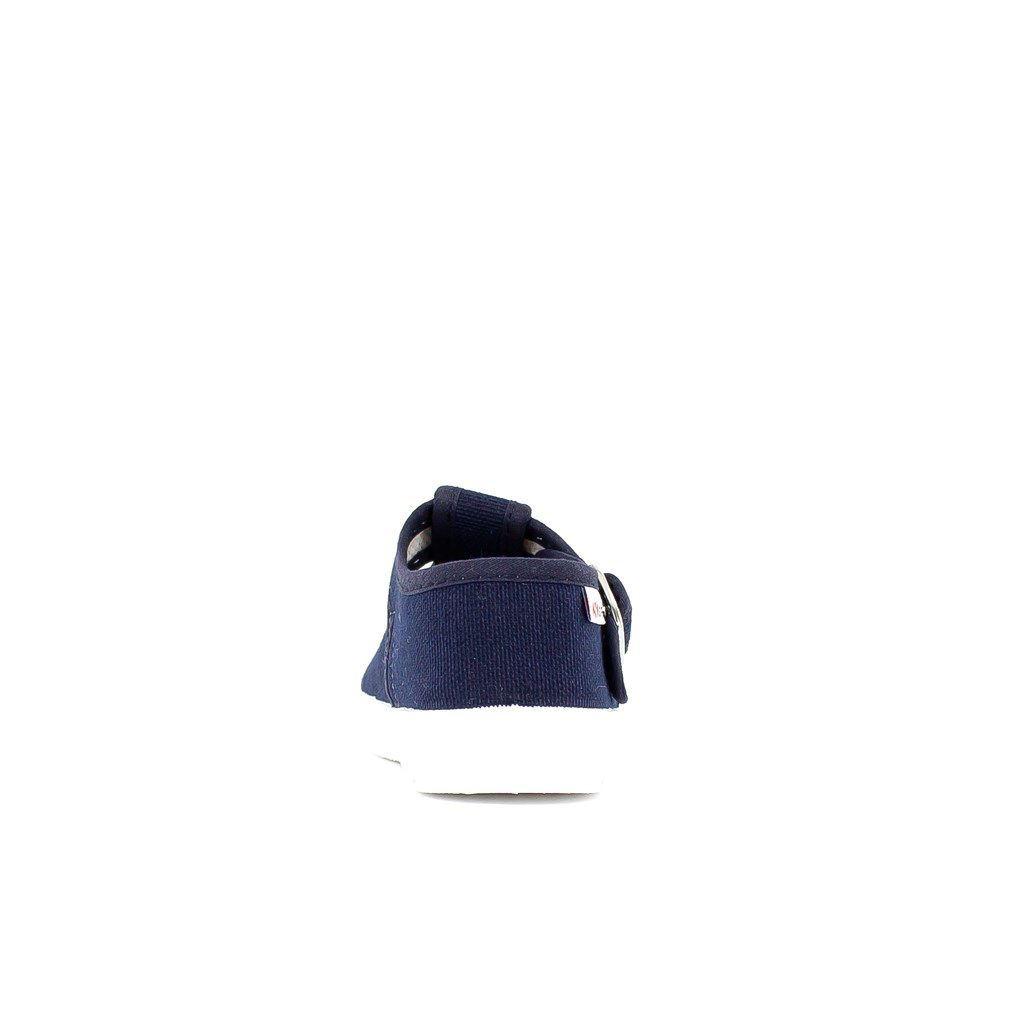 Immagine di SUPERGA- Sandalo occhio di bue, sottopiede in VERA PELLE, MADE IN ITALY
