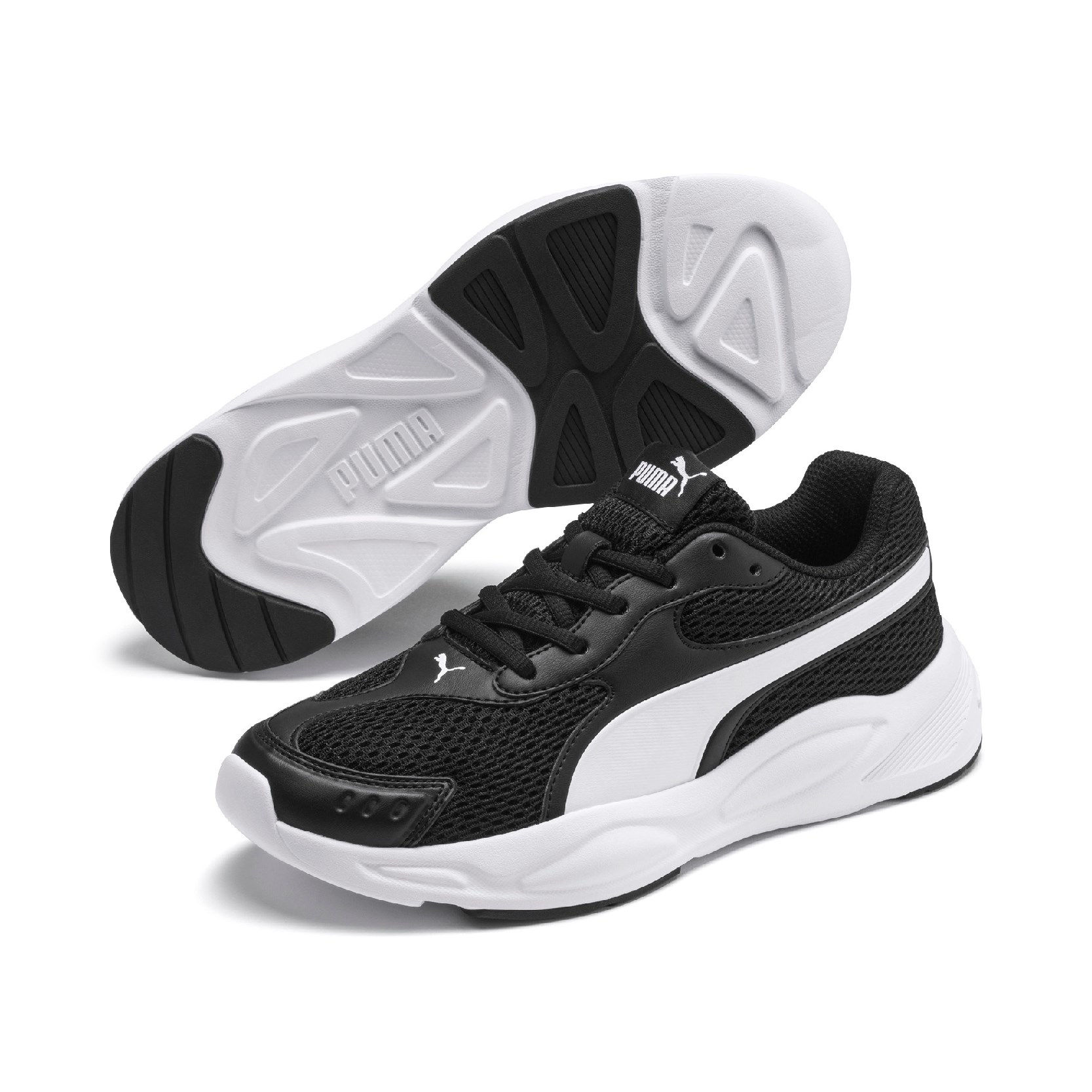Immagine di PUMA - SCARPA 90S RUNNER BLACK-WHITE