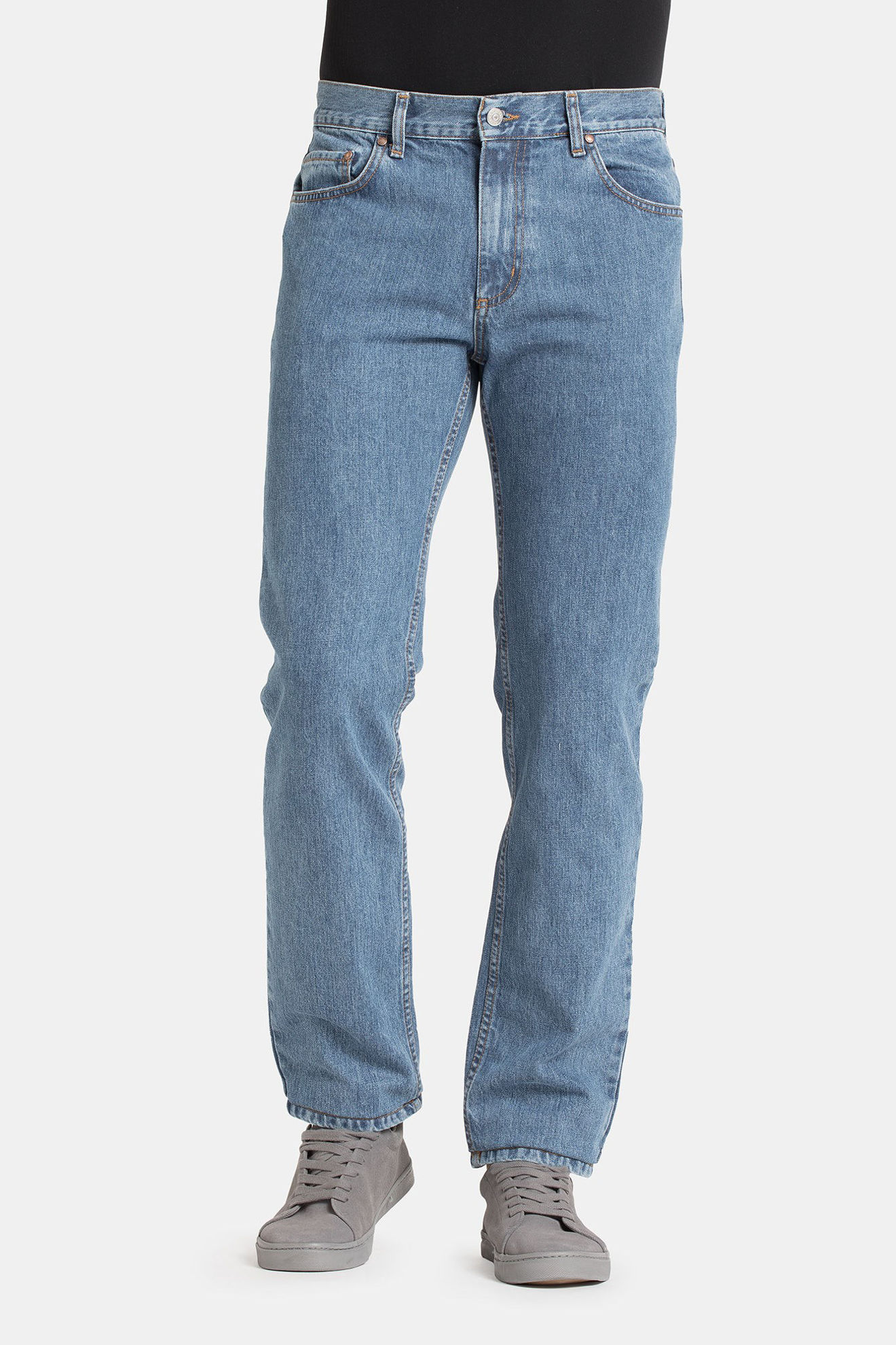Immagine di CARRERA - JEANS DENIM SCURO 5TASCHE 14oz