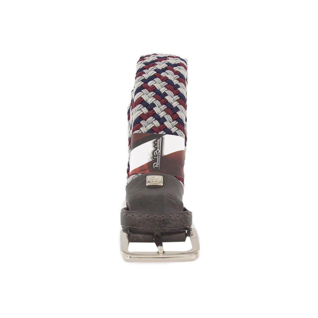 Immagine di RENATO BALESTRA- Cintura elastica intrecciata
