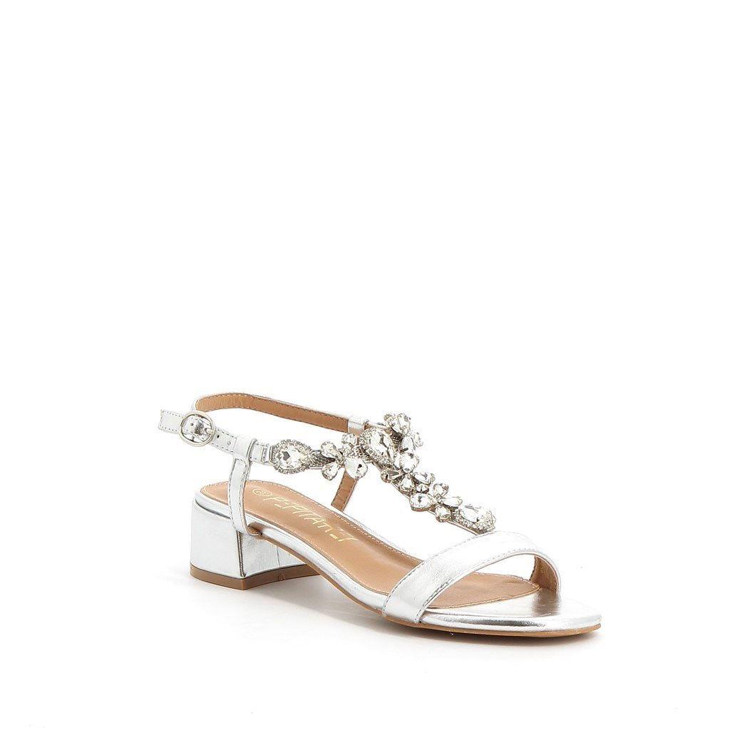 Immagine di PEPITA REI- Sandalo gioiello con tacco 4,5CM