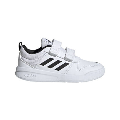 Immagine di ADIDAS - SCARPA TENSAUR PS 28-35 WHITE-BLACK