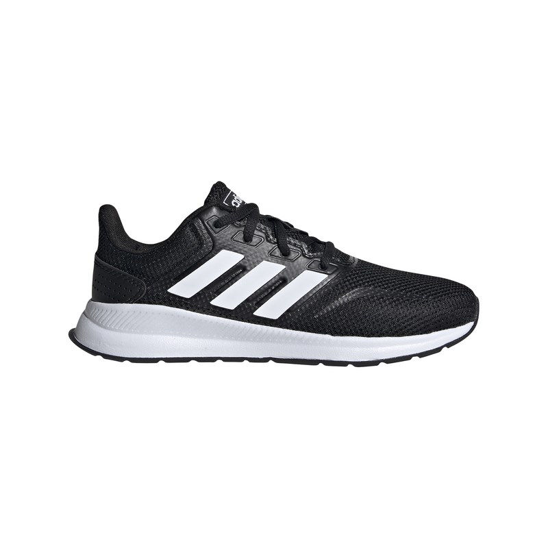 Immagine di ADIDAS - SCARPA RUNFALCON PS 3%-6% BLACK-WHITE