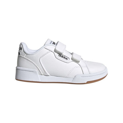 Immagine di ADIDAS - SCARPA ROGUERA PS 28-35 WHITE-WHITE