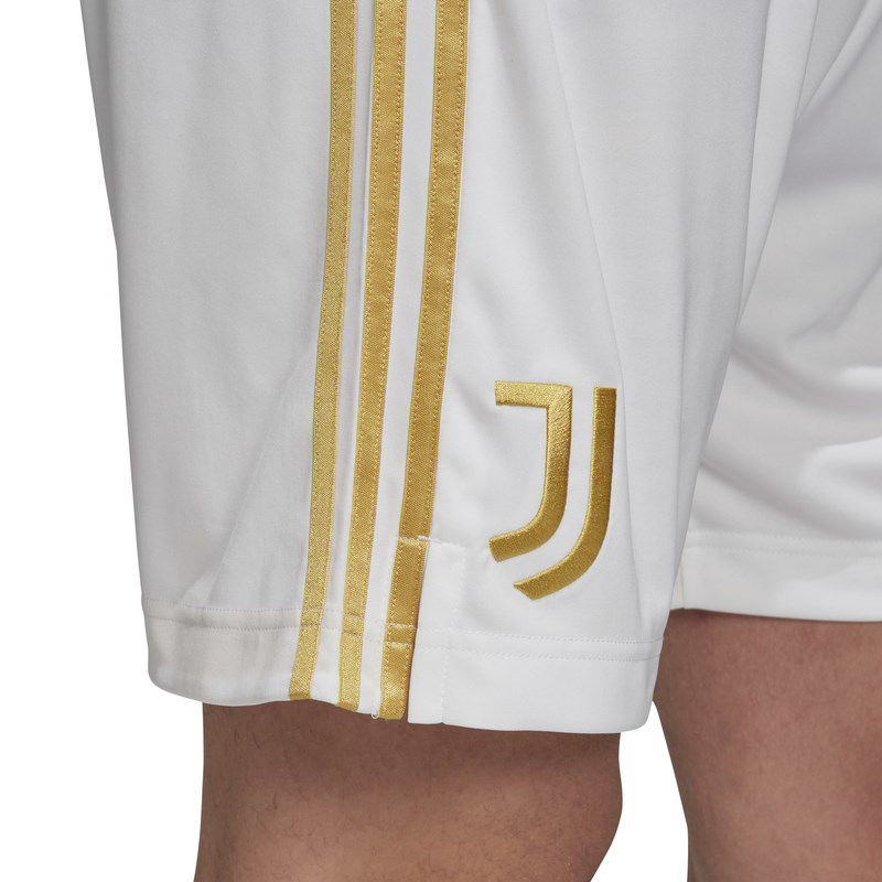 Immagine di ADIDAS - SHORT HOME 20/21 JUVENTUS WHITE ADULTO