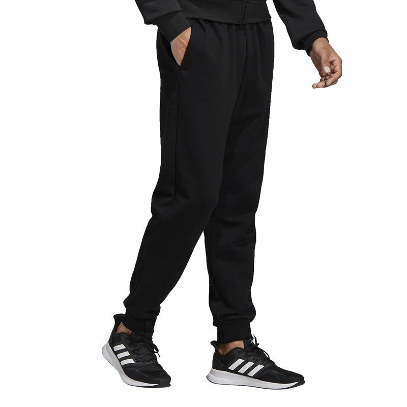 Immagine di Pantaloni Essentials Plain Tapered Cuffed black
