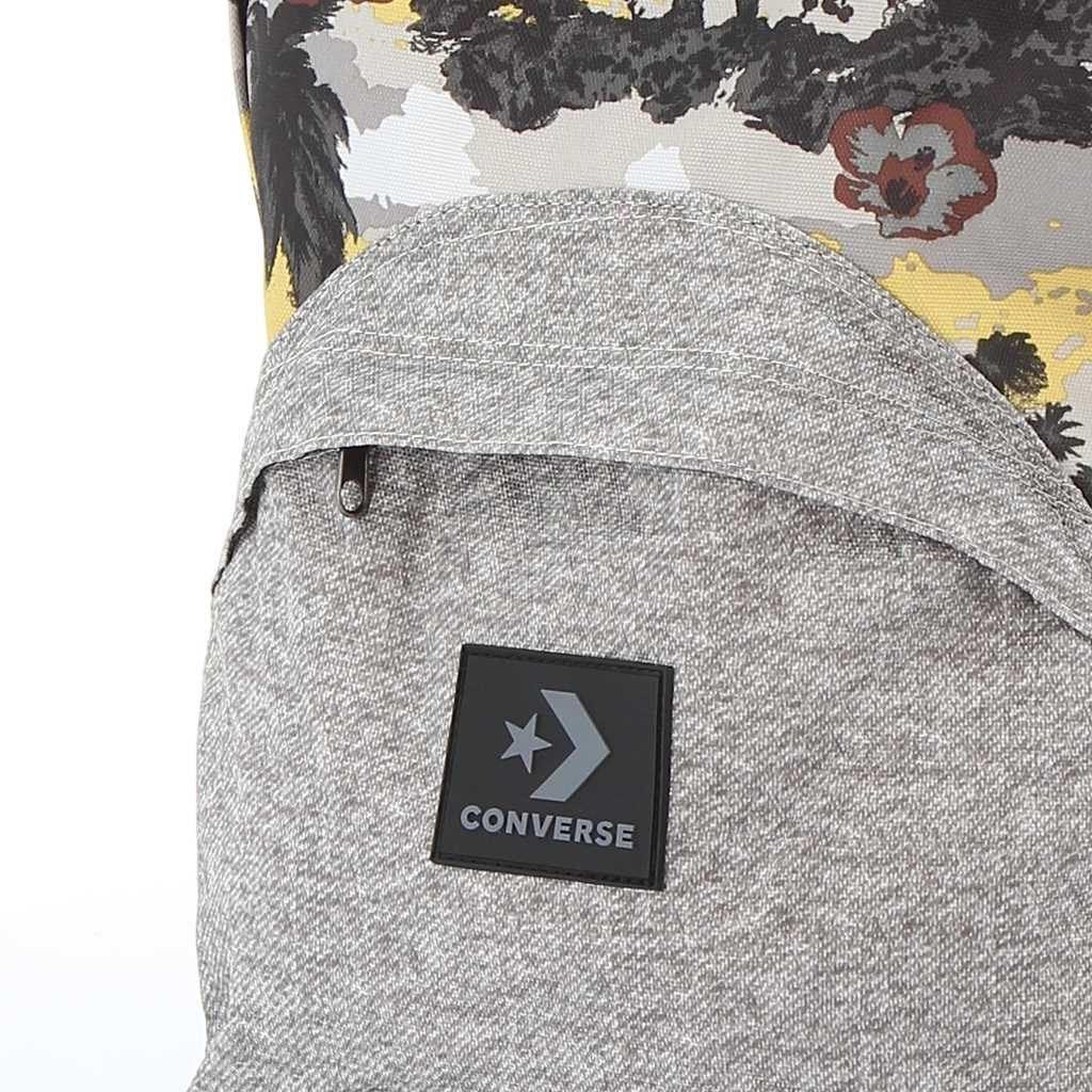 Immagine di CONVERSE- Zaino con tasca frontale mezzaluna e scomparto porta computer