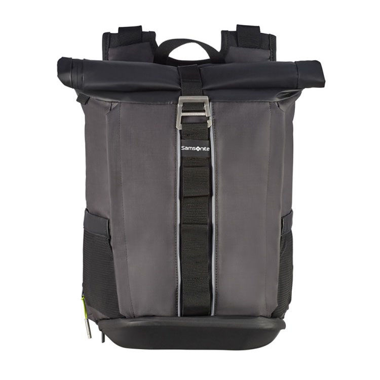 Immagine di SAMSONITE- Zaino roll top con tasca porta pc fino a 15.6""