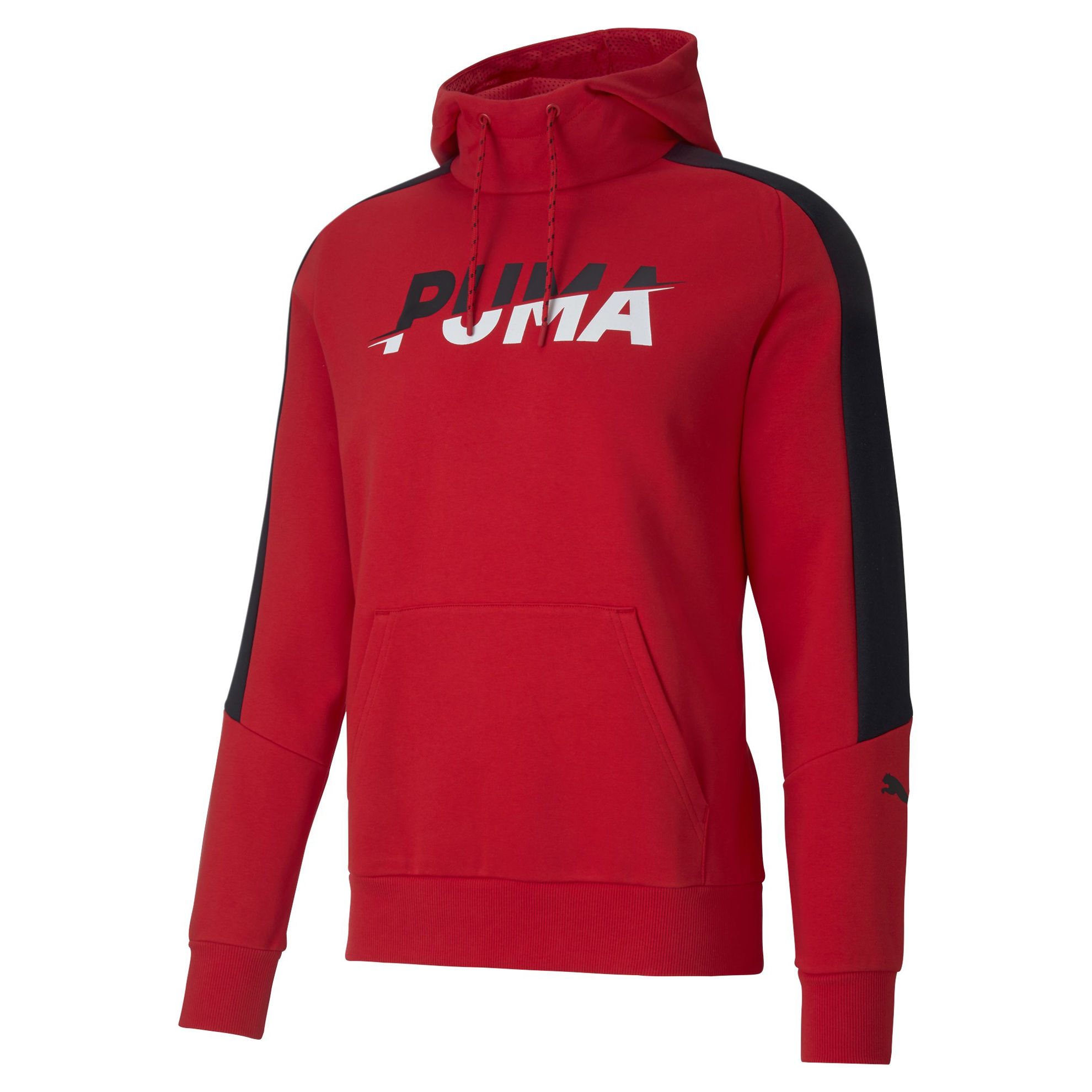 Immagine di PUMA - SWEAT C/CAPP.MODERN SPORTS HD RED