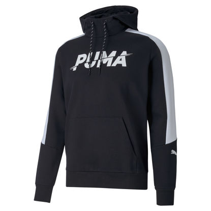 Immagine di PUMA - SWEAT C/CAPP.MODERN SPORTS HD BLACK