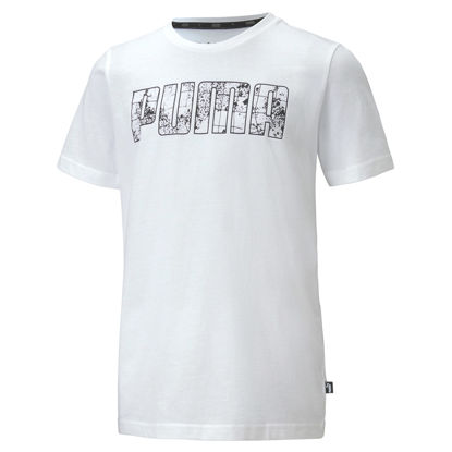 Immagine di PUMA - T-SHIRT MM KA TEE WHITE