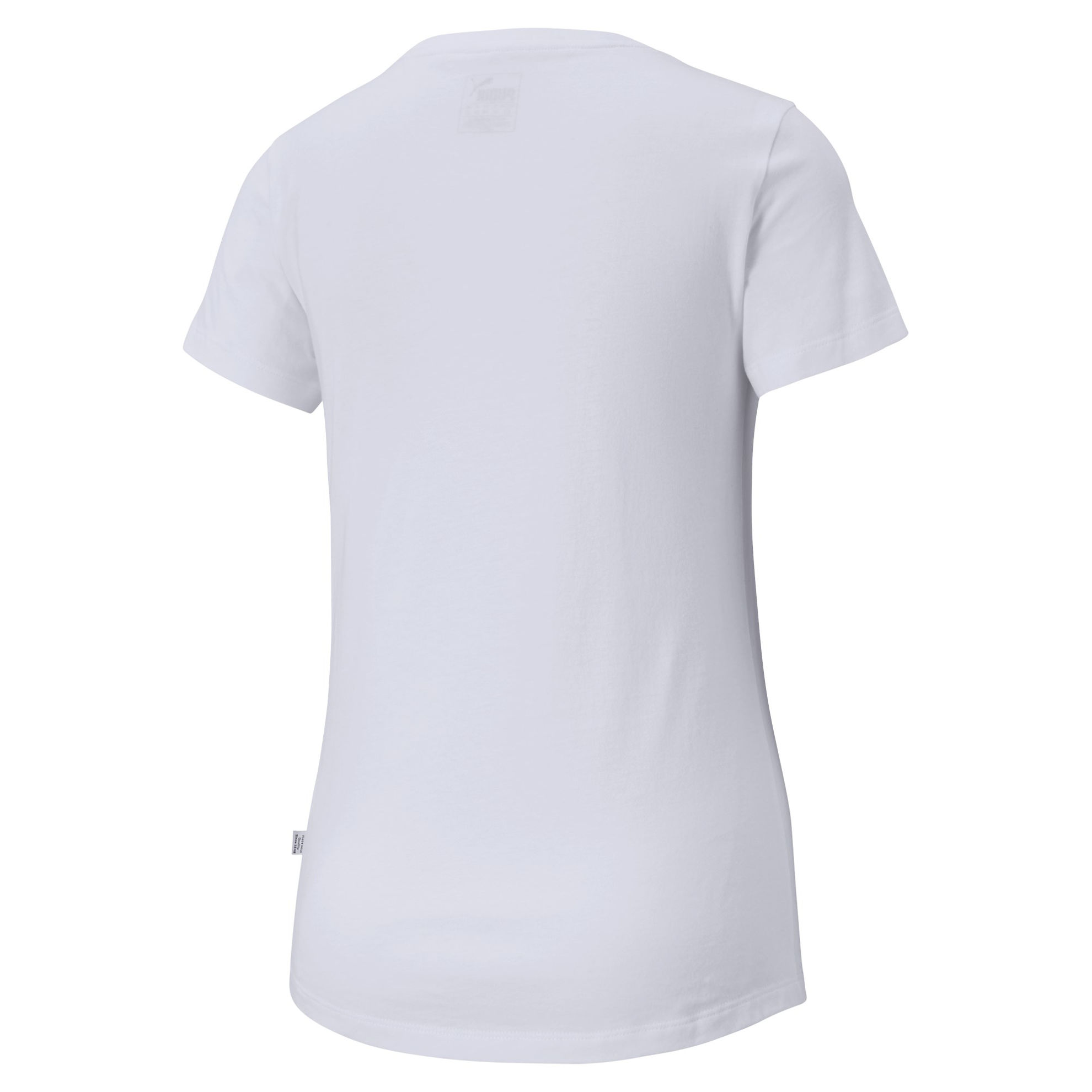 Immagine di PUMA - T-SHIRT MM AMPLIFIED GRAPHIC TEE WHITE
