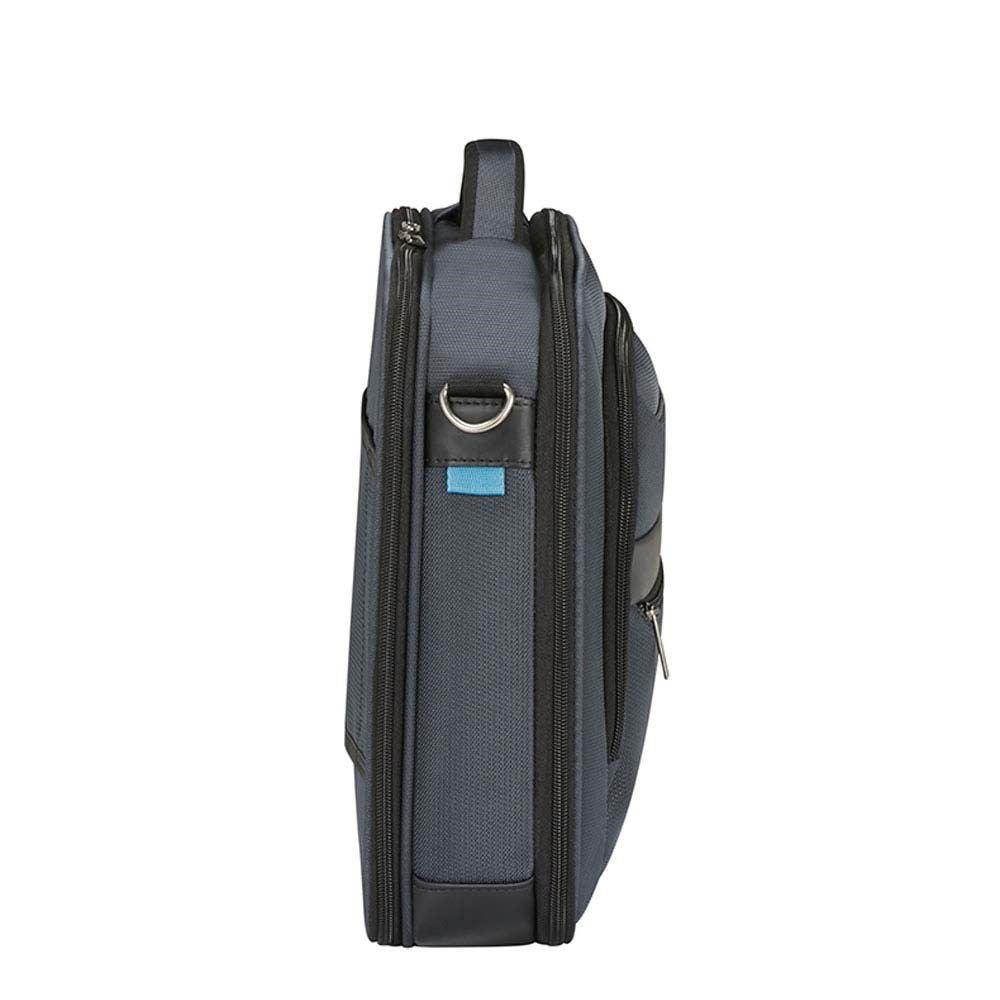 """Immagine di SAMSONITE- Cartella porta computer fino a 15.6"""" con porta USB e scomparto porta documenti"""