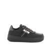 Immagine di ENRICO COVERI SPORTSWEAR- Sneaker bassa platform con dettagli glitter