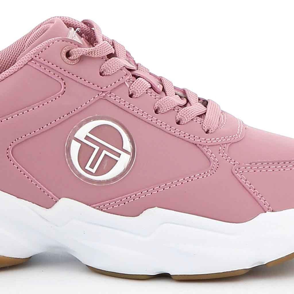 Immagine di SERGIO TACCHINI- Sneakers bassa con fondo alto e logo laterale