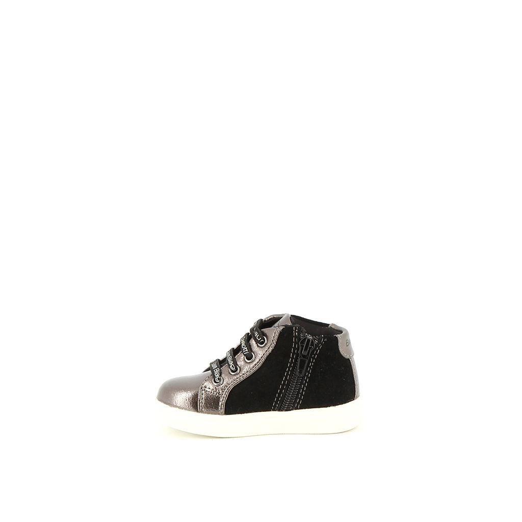 Immagine di LAURA BIAGIOTTI- Sneakers con strass e sottopiede in pelle