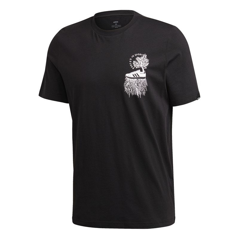 Immagine di ADIDAS - T-SHIRT ROOTED IN SPORT