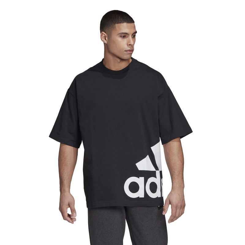 Immagine di ADIDAS - T-SHIRT BIG BADGE OF SPORT BOXY
