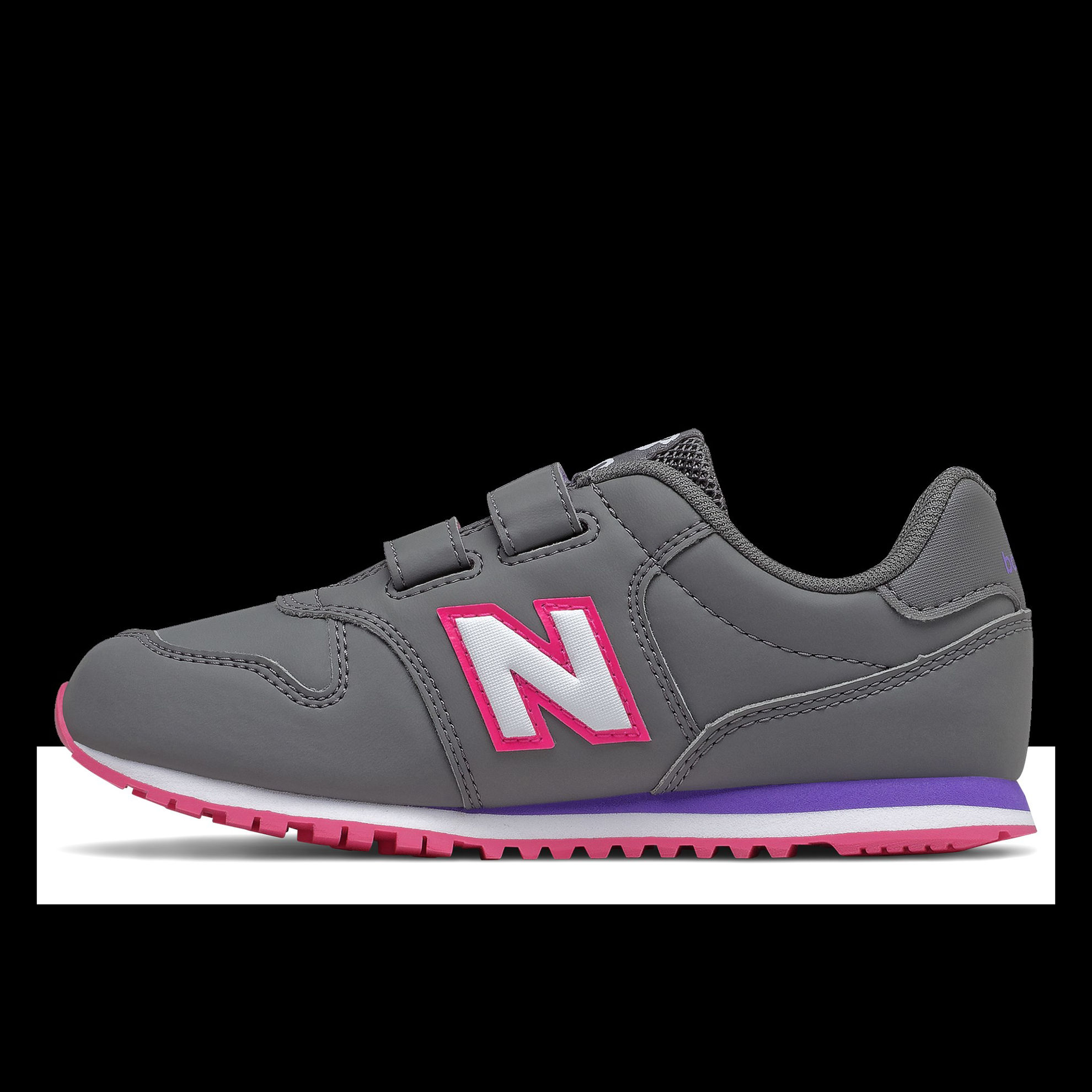 Immagine di SCARPA KIDS LIFESTYLE GREY/PINK SYNTHETIC / TEXTILE